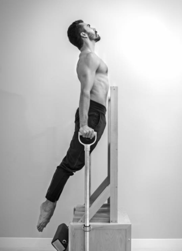 Murat Berkin from Istanbul at Pilates Midwest