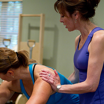 Pilates Midwest Training with Jan Tirony